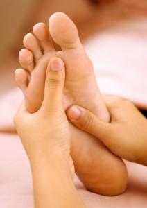 massag-piede
