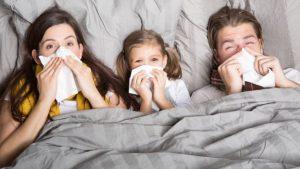 raffreddore-famiglia